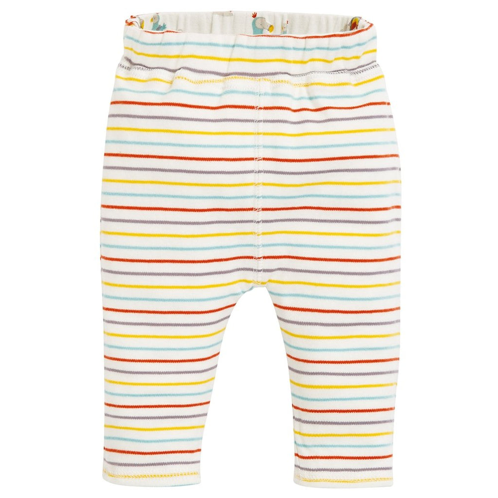 Frugi organic baby clothes - Remi Pants inside