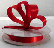 Satin - Red - Baby Gift Works