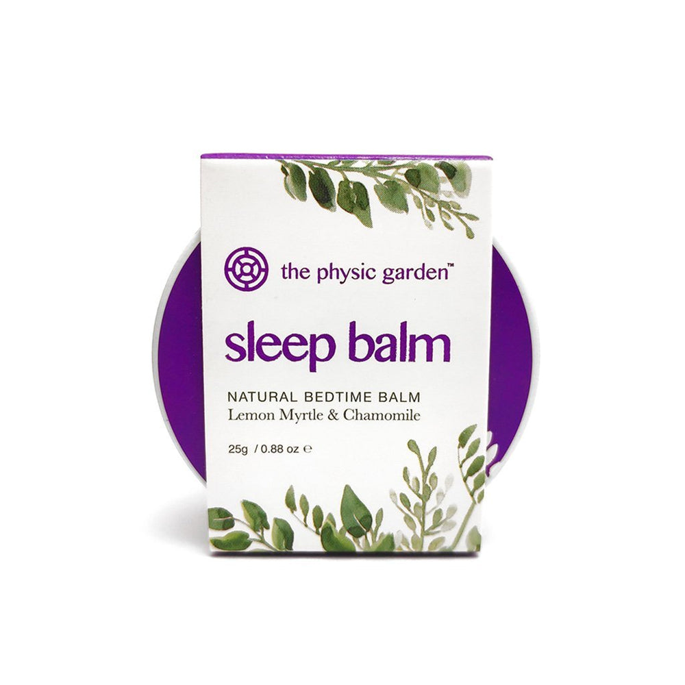The Physic Garden sleep balm 25g