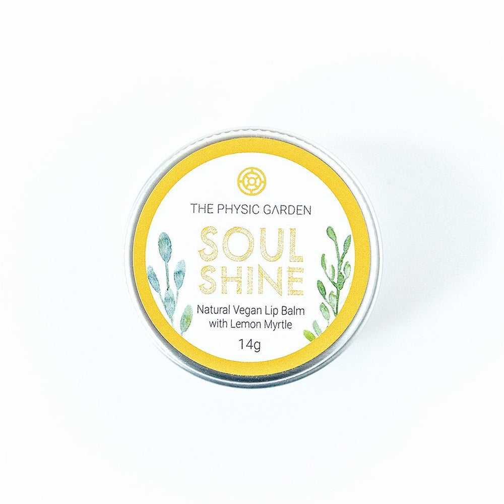 The Physic Garden Soul Shine lip balm