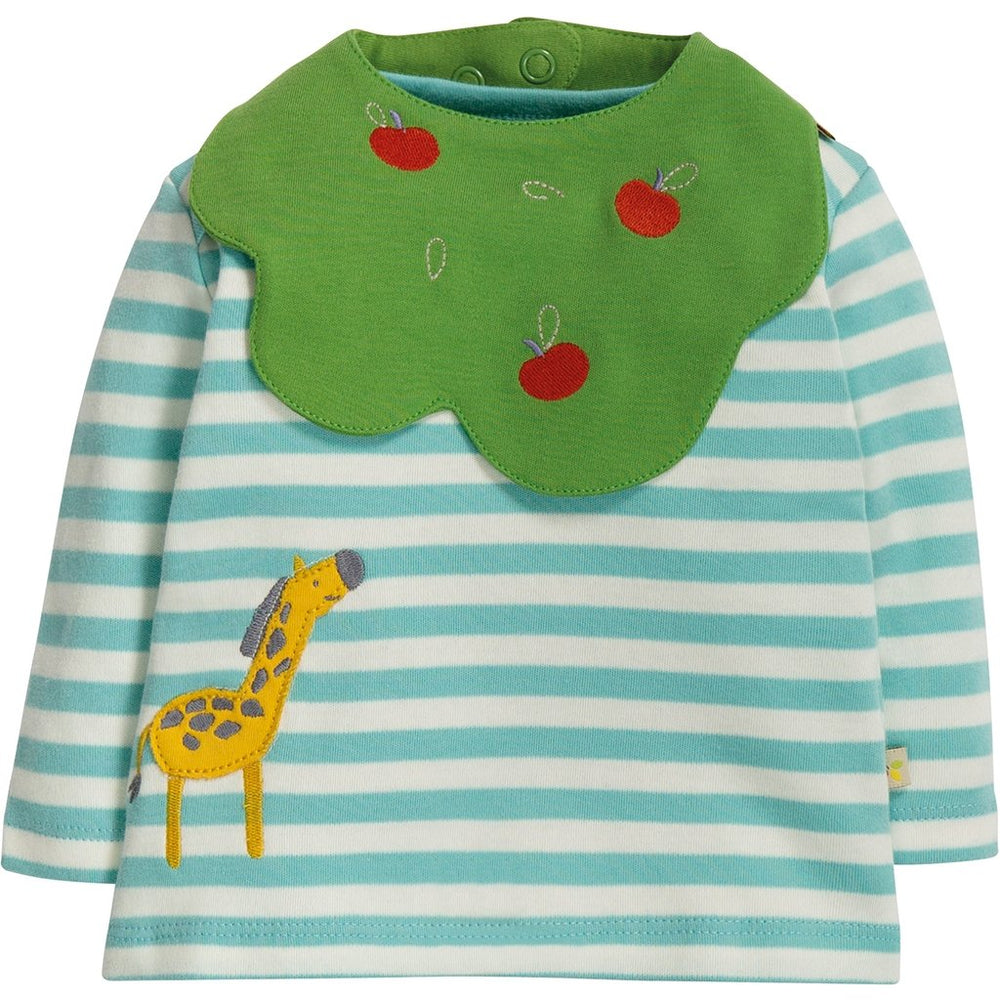 Frugi Tip Top & Bib Set