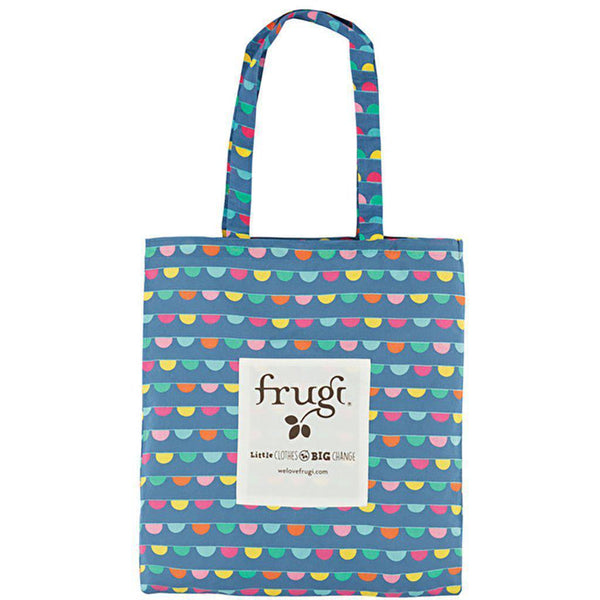 Add a Cotton or Jute Gift Tote Create your own Baby Gift Works Frugi - Bunting Tote