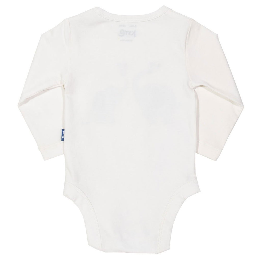 Rear Kite ellie organic baby bodysuit