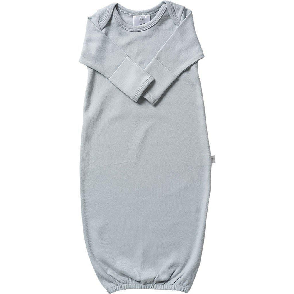Babu | Organic Cotton | Baby Bundler (Sleep Sac) | Coastal | Plain or With White Star Sleep Sac Babu Plain Newborn