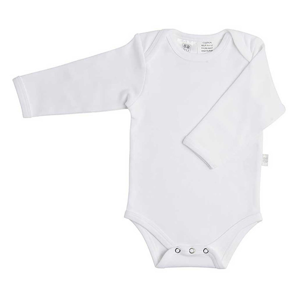 Babu | Organic Cotton | Bodysuit | White, Grey Star, Black Star or Pink Star Bodysuit Babu 0-3 months White