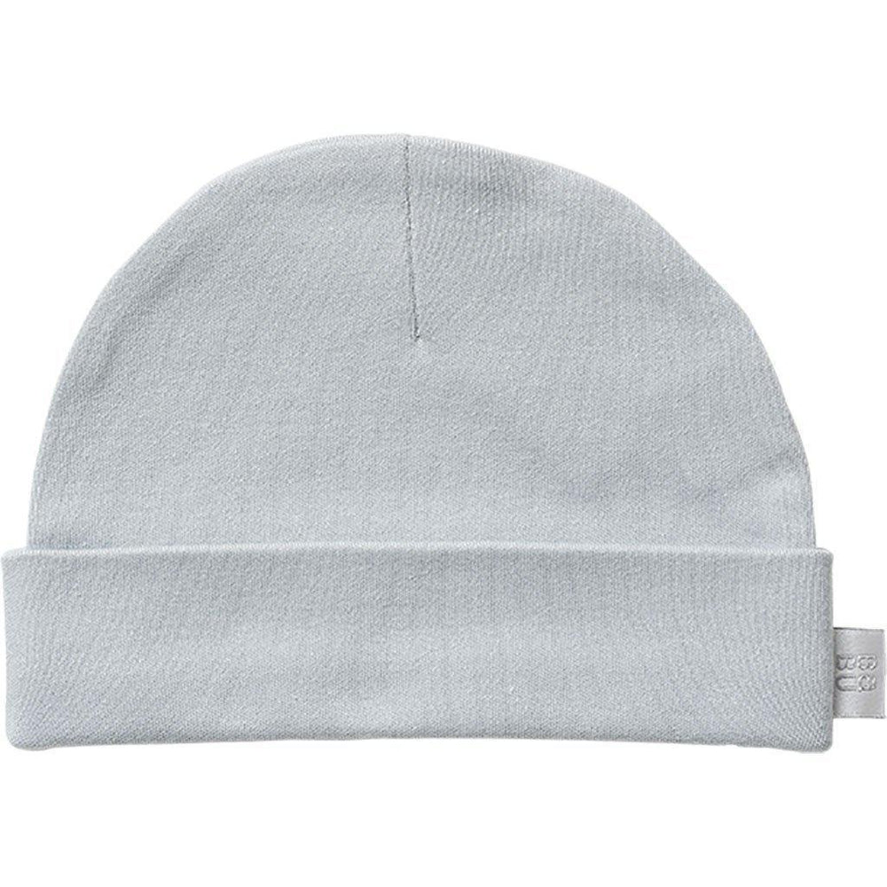 Babu | Organic Cotton | Hat | Coastal | Plain or Star Hat Babu 0-3 months Plain