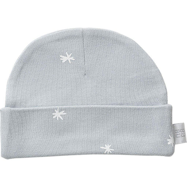 Babu | Organic Cotton | Hat | Coastal | Plain or Star Hat Babu Premature White Star