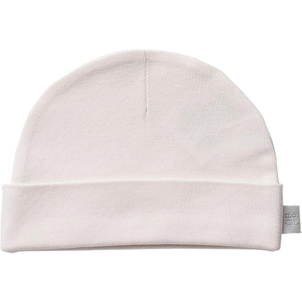 Babu | Organic Cotton | Hat | Shell | Plain or with White Star Hat Babu 0-3 months Shell (Plain)