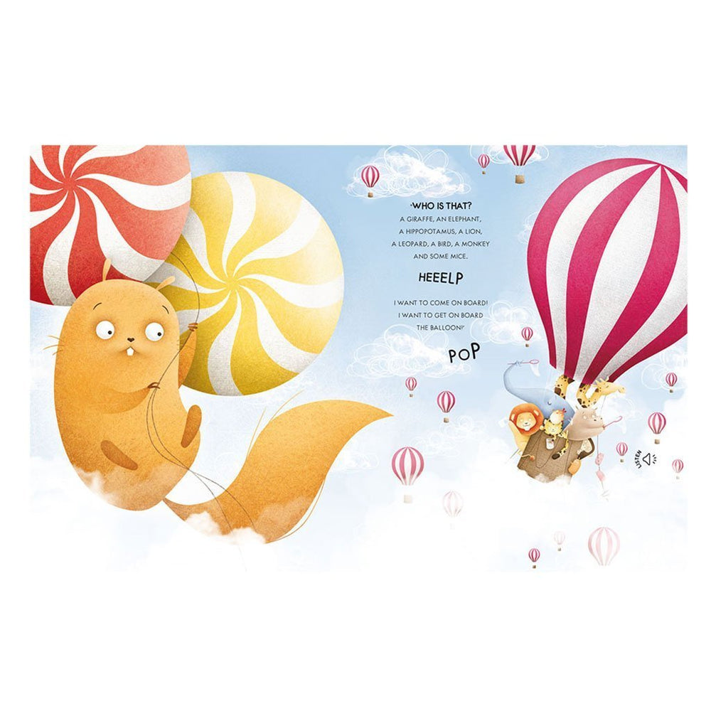 Childrens Book | Sound Stories | FSC Certified | In the Sky Book Sassi