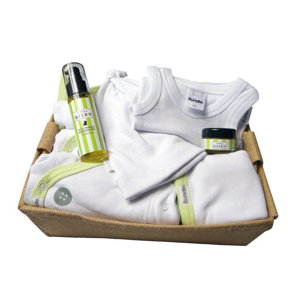 Custom Hamper | Beautiful Quality | Choose Your Style & Budget | Easy as 1, 2, 3 Custom Hamper Baby Gift Works