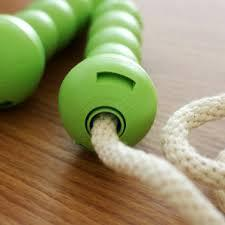 Green Toys - Skipping Rope (Pink or Green) Toy Green Toys