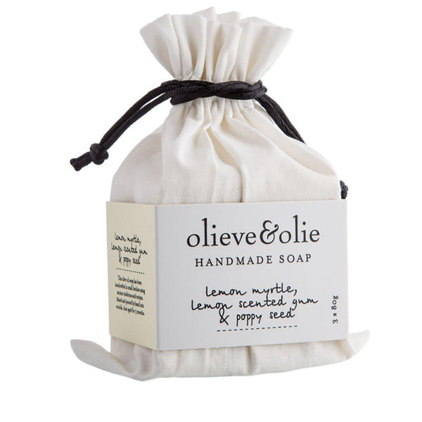 Handmade Bar Soap | Olive Oil with Goats Milk (Fragrance Free) | 3 Pack Skin Care Olieve & Olie