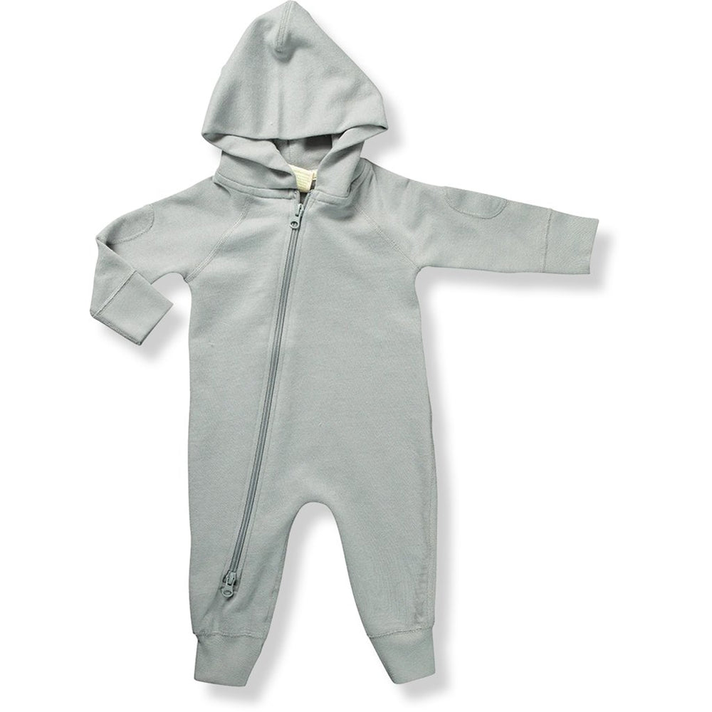 Sapling Winter ZIp Zomper Grey