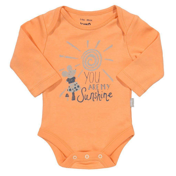 Kite | Organic Cotton | Bodysuit | Sunshine Bodysuit Kite