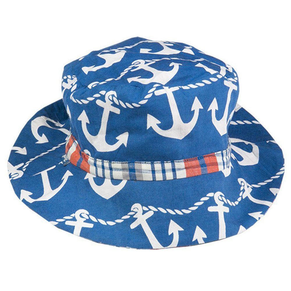 Kite - Organic Cotton - Reversible Anchor Hat Hat Kite