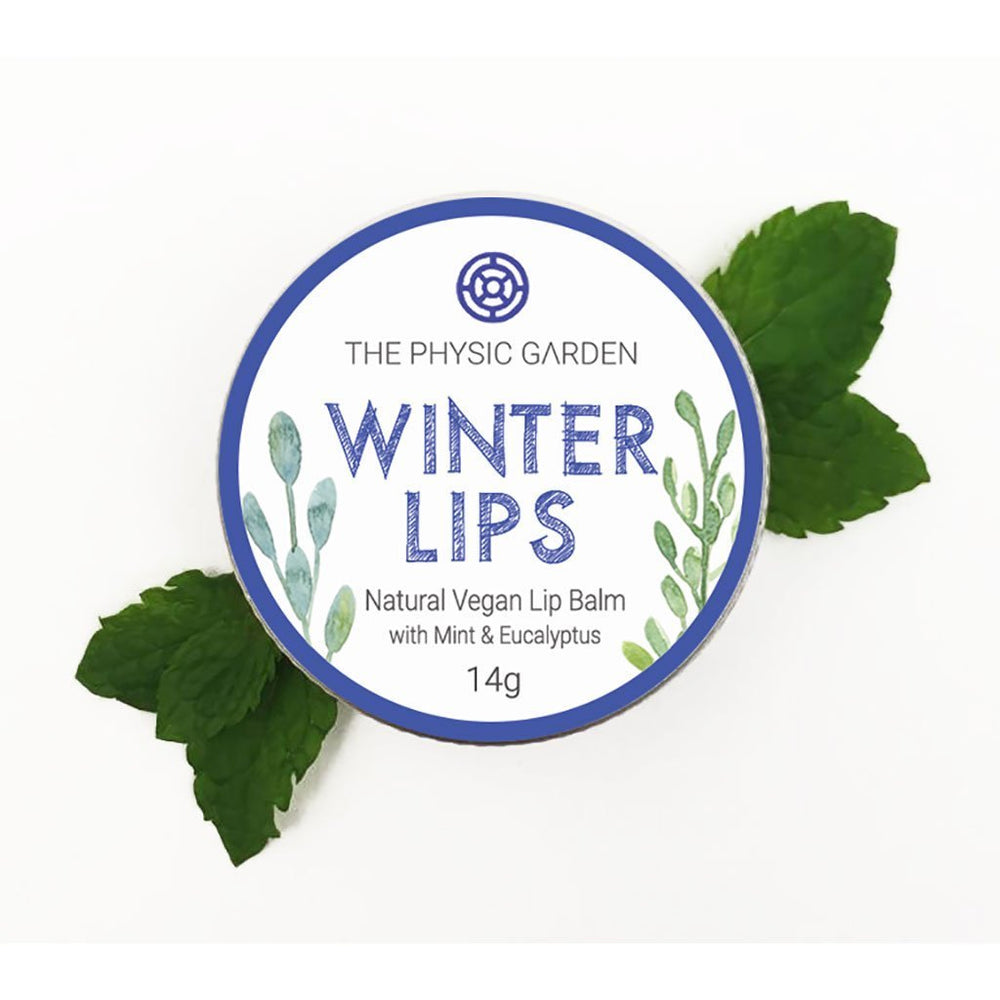 Lip Balm | All Natural | Australian Made | Winter Lips Skin Care The Physic Garden