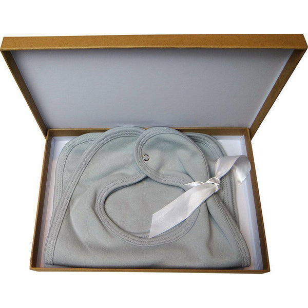 Luxury Baby Gift Box | Bibs in a Box | Coastal or Coastal Star Gift Box Baby Gift Works Coastal