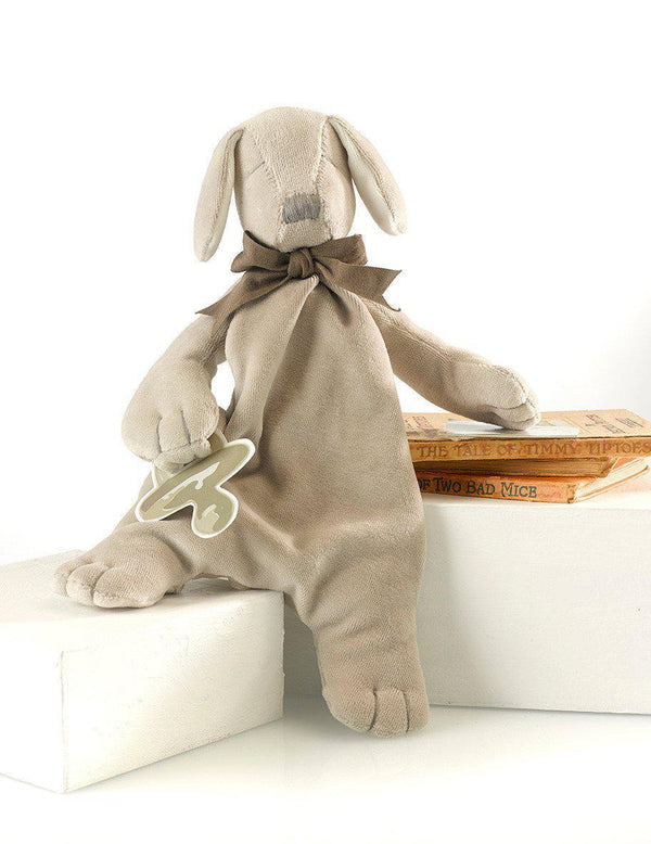 Maud'n'lil - Organic Cotton - Comforter - Paws the Puppy Gift Box Maud N Lil