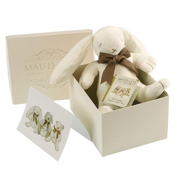 Maud'n'Lil - Organic Cotton - Ears the Bunny Gift Box Maud N Lil