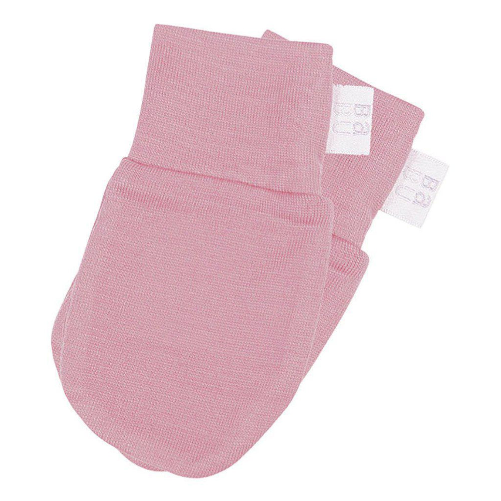 Merino - Extra Fine - Superwash - Scratch Mittens - Cream, Grey, Pink, Navy or Green Mittens Babu Pink