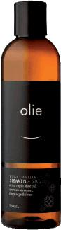 Olieve & Olie - Natural & Organic - Shave Gel-Baby Gift Works