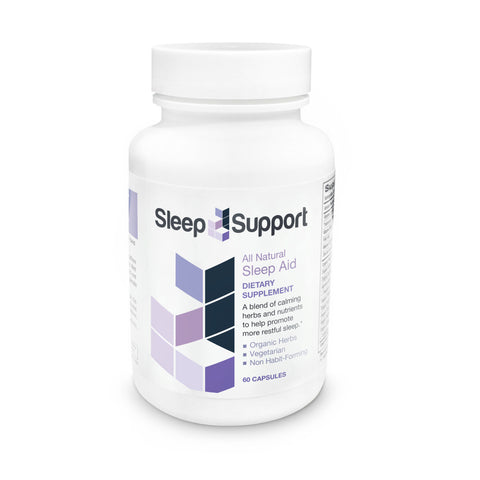 Available SleepSupport - 1 Bottle 30 Day Supply
