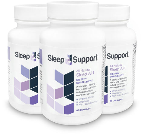 Sleep - 3 Bottles 90 Day Supply (Save 25%)