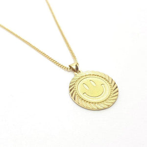 Smile Devotional Necklace