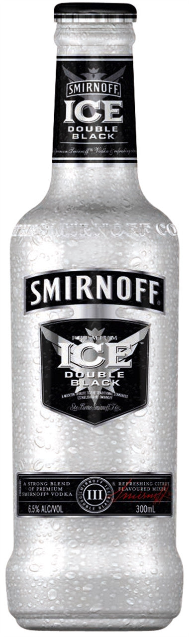 SMIRNOFF ICE BLACK 335ML