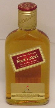 JOHNNIE WALKER RED 200ML