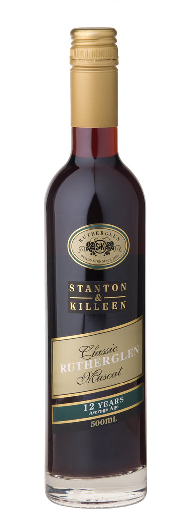 STANTON & KILLEEN RUTHERGLEN 12 YEAR OLD MUSCAT