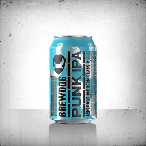BREWDOG PUNK IPA CAN 330ML X 24
