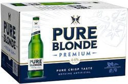 PURE BLONDE PREMIUM LOW CARB 355ML X 24