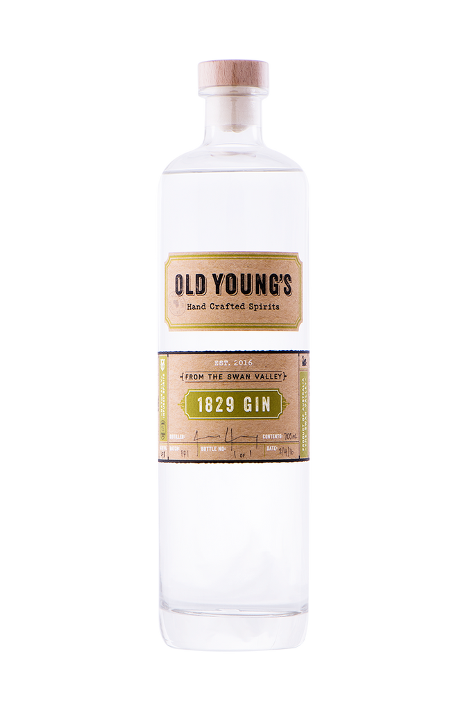 OLD YOUNGS 1829 GIN 45% 700ML