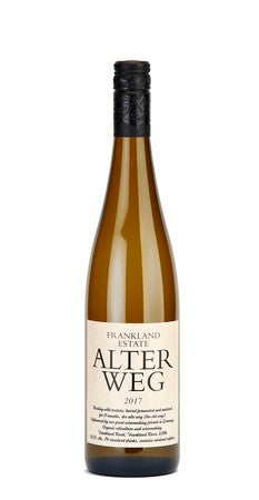 FRANKLAND ESTATE ALTER WEG RIESLING