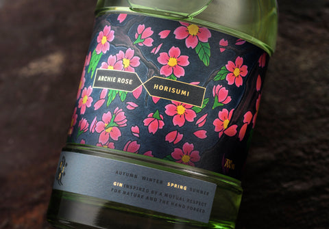 Archie Rose X Horisumi Spring Gin 700ml