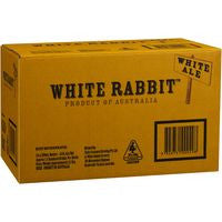WHITE RABBIT WHITE ALE 330ML X 24