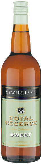 MCWILLIAMS RR SWEET SHERRY 750ML