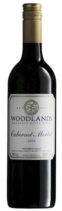 WOODLANDS CABERNET MERLOT