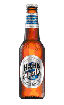 HAHN SUPER DRY 330ML