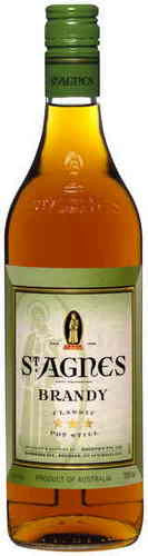 ST AGNES BRANDY XXX 375ML