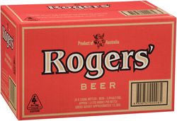 LITTLE CREATURES ROGERS AMBER ALE 330ML X 24