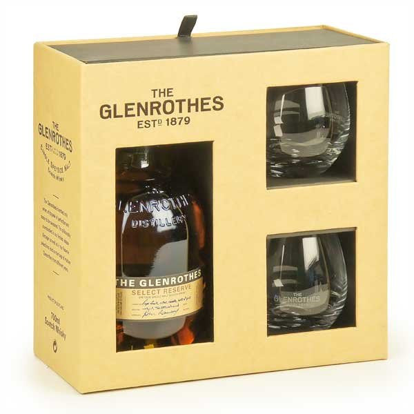 GLENROTHES MALT GIFT PACK