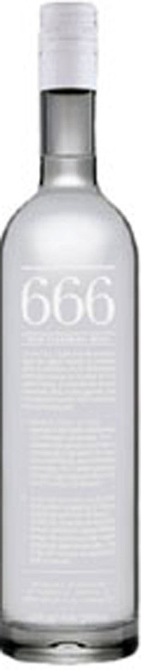 666 PURE TASMANIAN VODKA 700ML