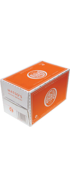 MATSOS MANGO BEER 330ML X 24