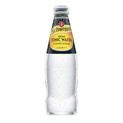 SCHWEPPES TONIC WATER 300ML X 24