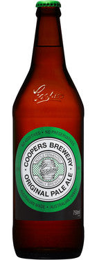 COOPERS PALE 750ML
