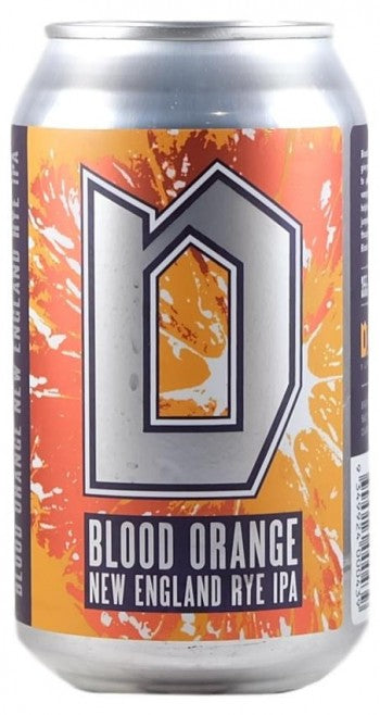 DAINTON BLOOD ORANGE NEW ENGLAND RYE IPA 355ML X 24