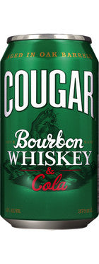 COUGAR & COLA CAN 375ML
