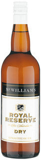 MCWILLIAMS RR DRY SHERRY 750ML